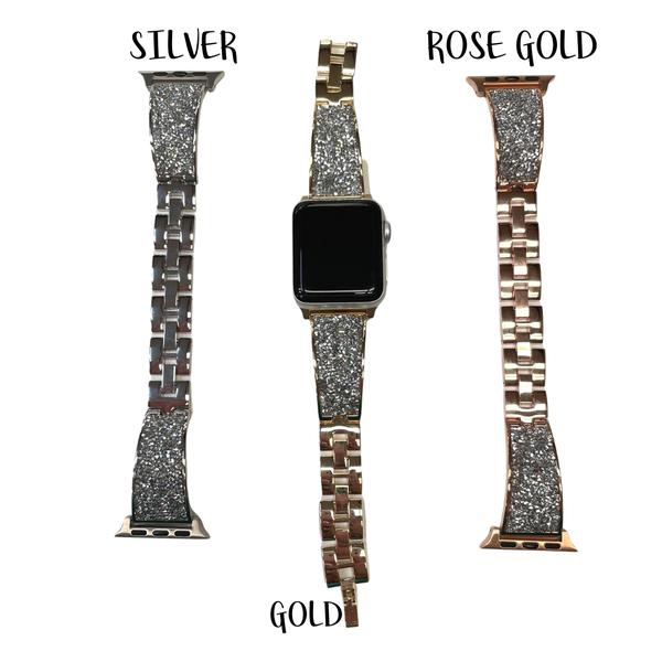 Crystal Smart Watch Band