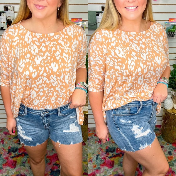 Lace Patched Distressed Judy Blue Shorts