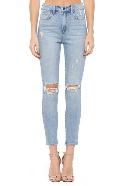 Avery Knee Hole Jeans