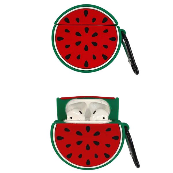 Silicon Watermelon AirPods Case