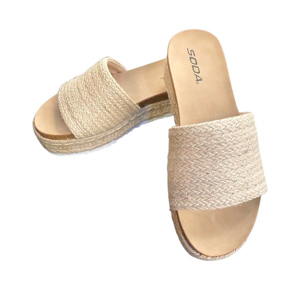 Emilia Platform Sandals