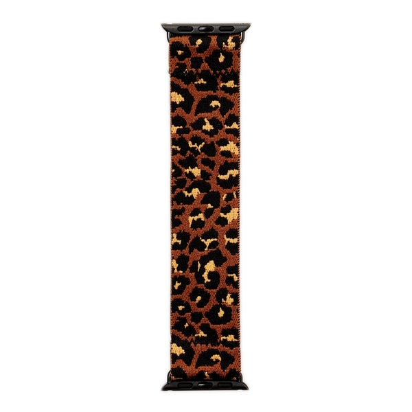 Stretchy Leopard Watch Band