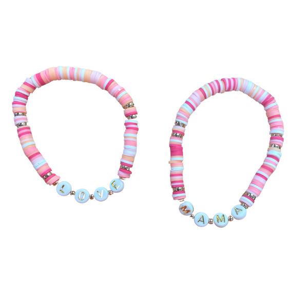 Mama Love Bracelet Set