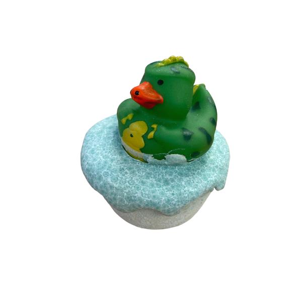 Mystery Dinosaur Rubber Duck Bath Bomb