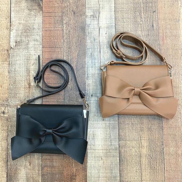 Emily Bow Crossbody Bag
