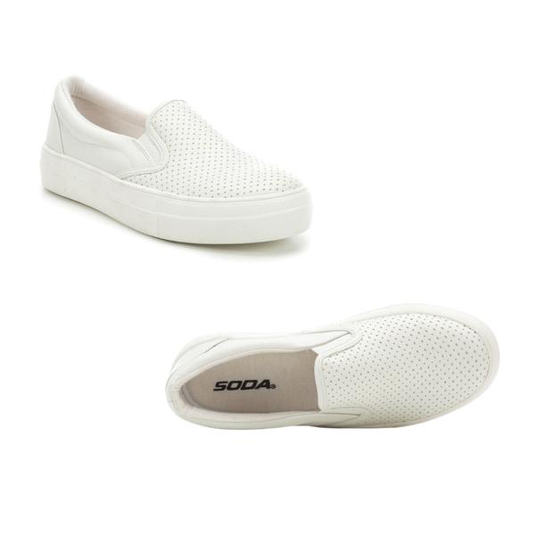 Croft Slide-On Sneakers
