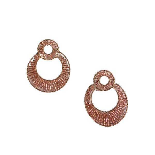 Liliana Beaded Earrings