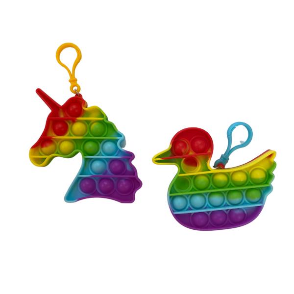 Keychain Popper Toy