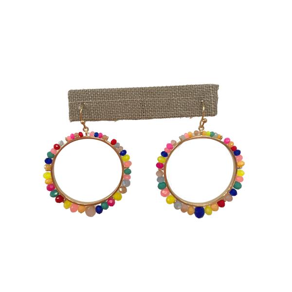 Victoria Beaded Earrings