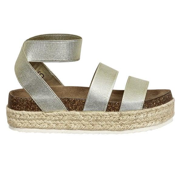 Jude Strappy Platform Sandals