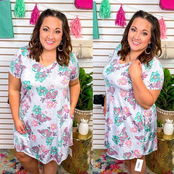 Estelle Floral Dress