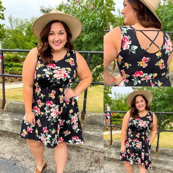 Alayna Floral Dress