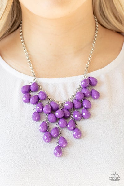 Paparazzi Serenely Scattered - Purple