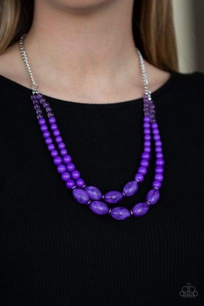 Paparazzi   Sundae Shoppe - Purple