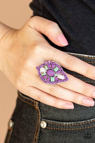 Paparazzi Jungle Jewelry - Purple