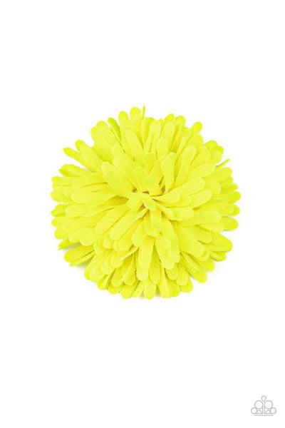 Paparazzi Neon Garden - Yellow