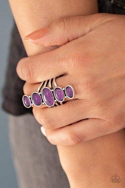 Stone Sublime - Purple