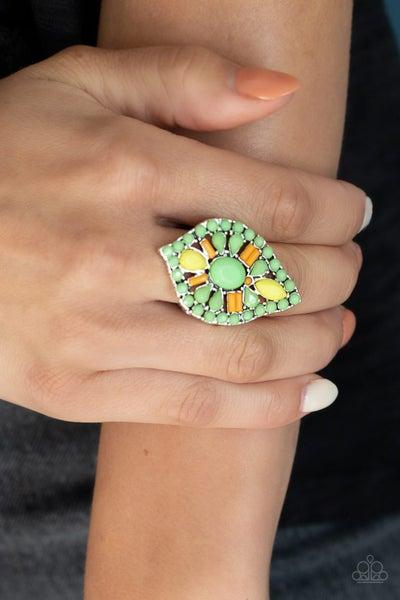Paparazzi Jungle Jewelry - Green