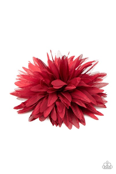 Paparazzi Bloom Baby Bloom - Red