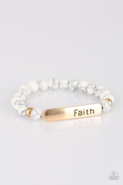 Fearless Faith - Gold