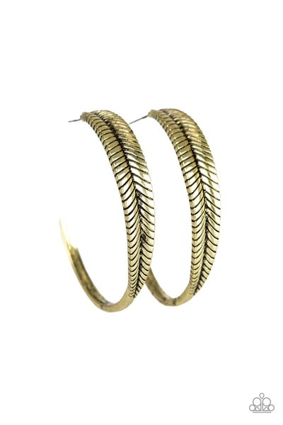 Funky Feathers - Brass