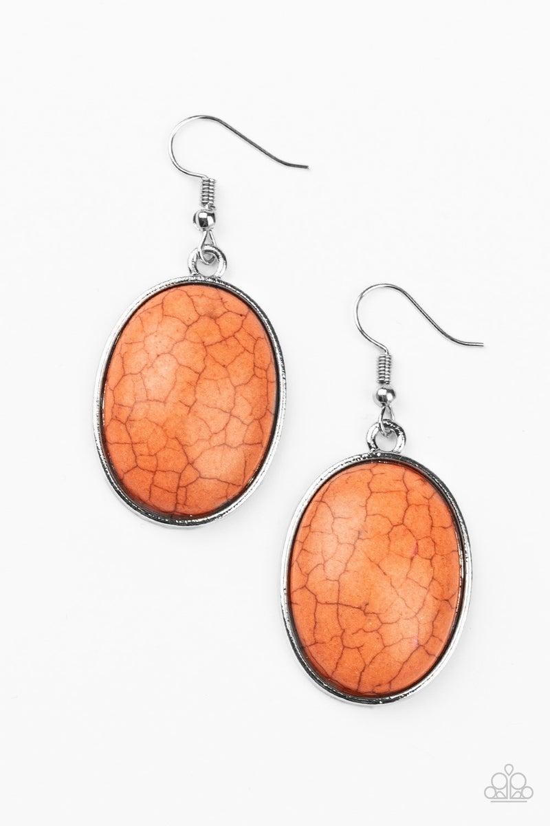 Paparazzi Serenely Sediment - Orange