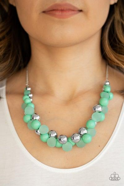 Paparazzi Bubbly Brilliance - Green