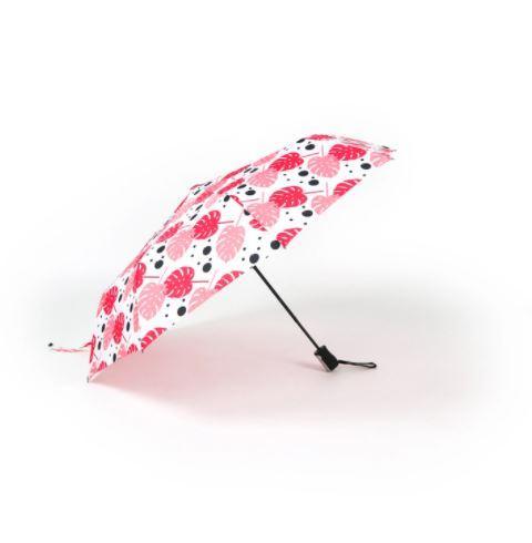 Sage & Emily Second Splash Compact Umbrella - Hot Pink