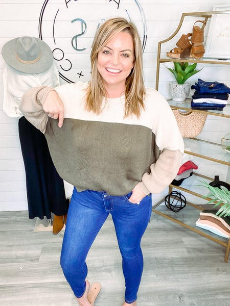 Impress Me Much Judy Blue Thermal Skinny Jeans (Plus + Reg) *Final Sale*