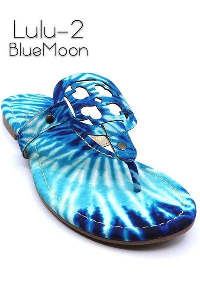 Lulu Bluemoon Thong Sandals *Final Sale*