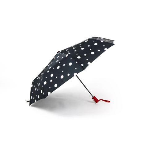 Sage & Emily Second Splash Compact Umbrella - Black