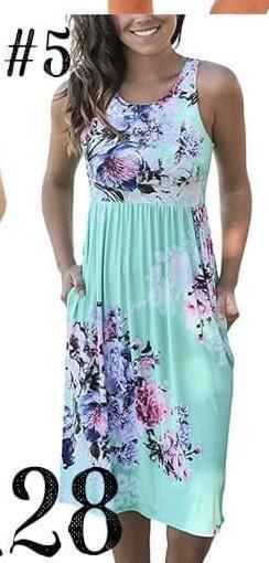 Blooming Spring Dress