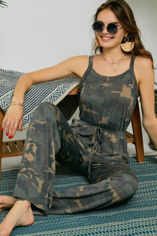 Forest Nights Jumpsuit