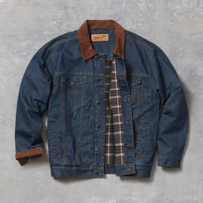 Denim Conceal Carry Jacket