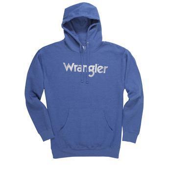 Wrangler Logo Hood