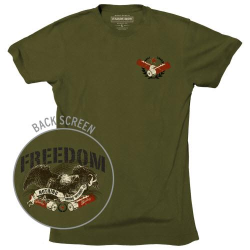 Freedom Eagle Tee