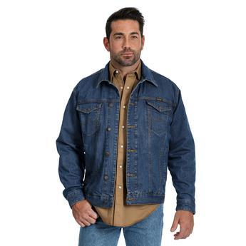 Conceal Carry Denim Jacket