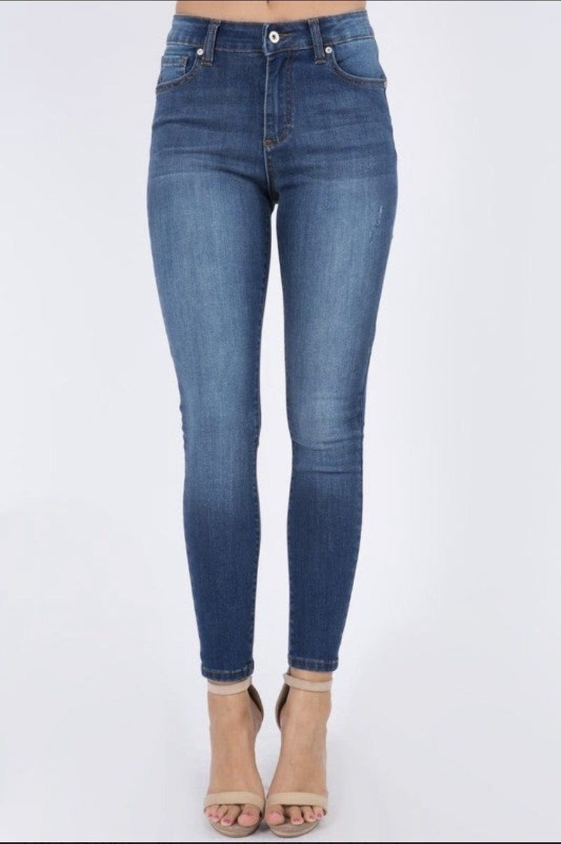 Spin Out Denim