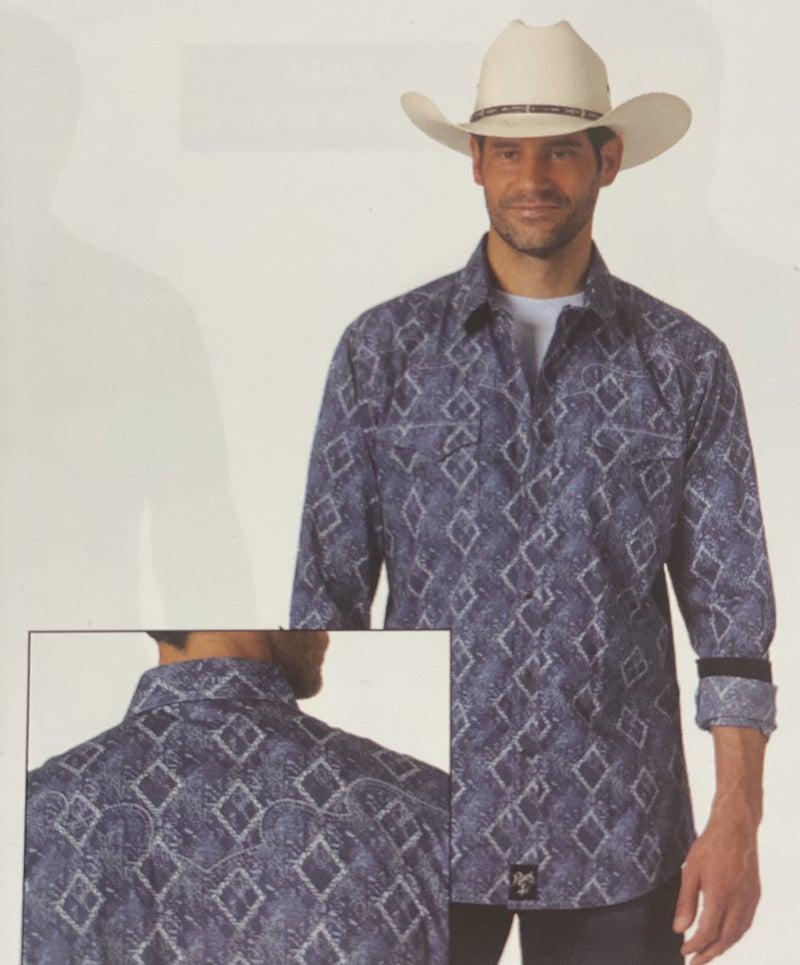 Indigo Blue Western