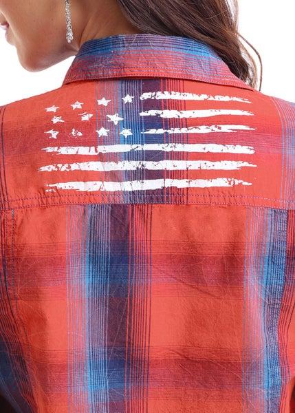 Americano Button Up