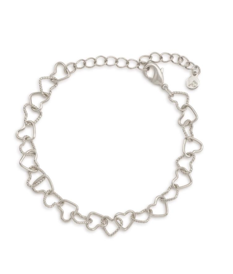 I Love Us Chain Bracelet