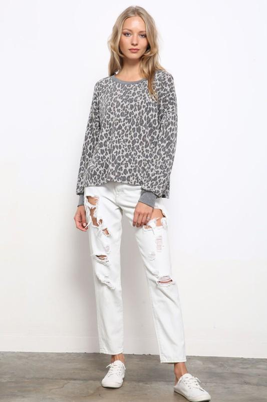 Safari Sweatshirt