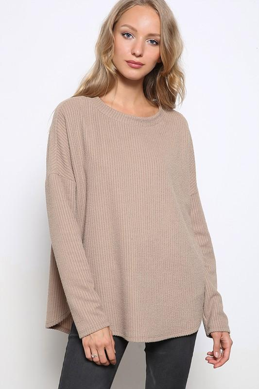 Keeping It All Together Sweater