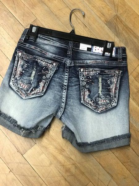 Americana Midi Shorts