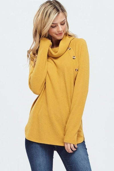 Desert Sunset Sweater
