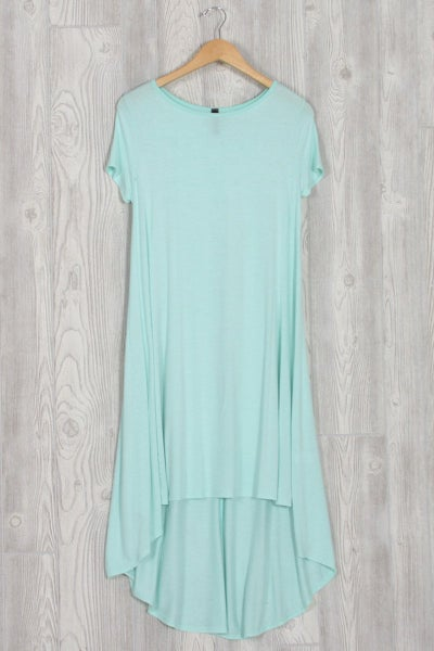 Mint Shift Dress
