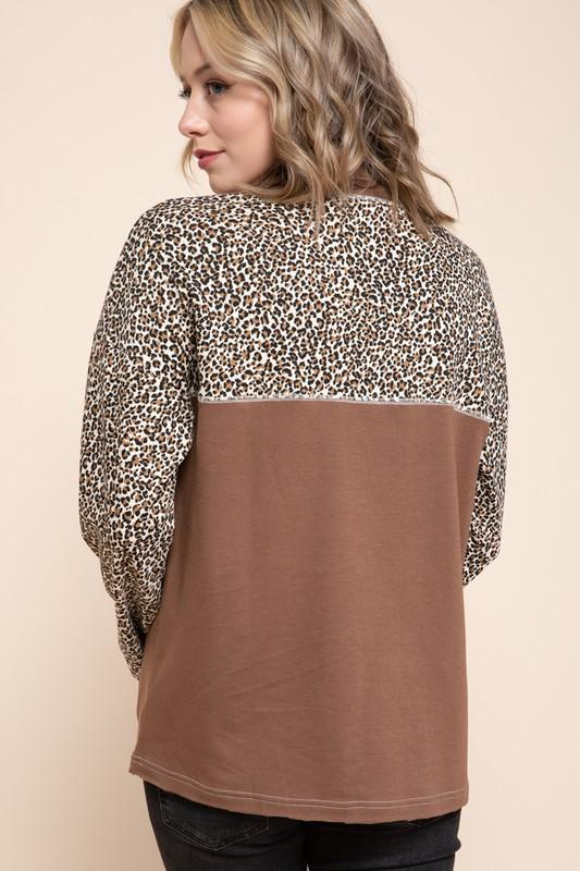 Cuddle Up Pullover