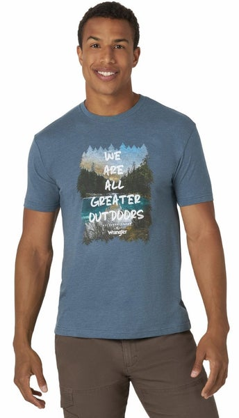 We Are All Greater Outdoors Tee