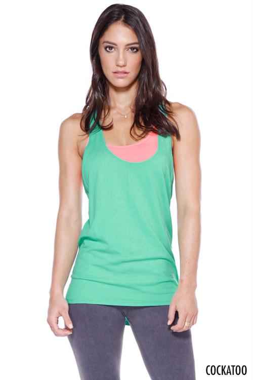 Relaxed Racerback Tank