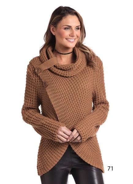 Fall Harvest Sweater